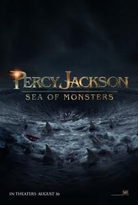Percy Jackson - Im Bann des Zyklopen Poster