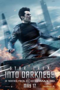 Star Trek into Darkness Trailer und Poster 2