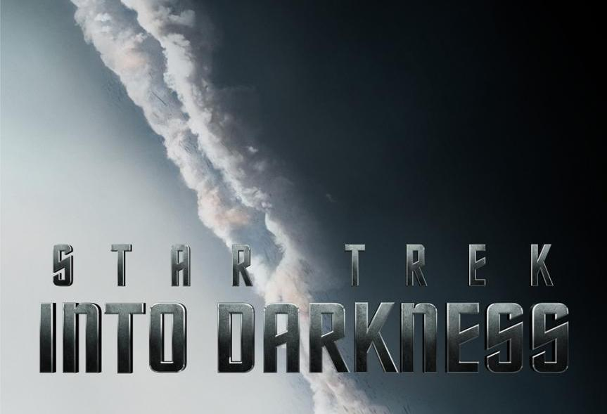 Star Trek into Darkess Poster