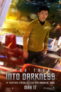 Star Trek into Darkness Charakterposter 8