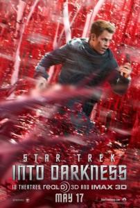 Star Trek into Darkness Trailer und Poster 1