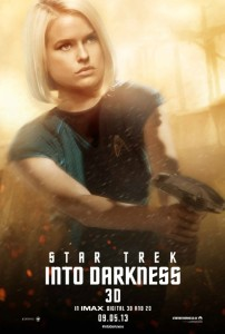Star Trek into Darkness Charakterposter 3
