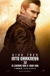 Star Trek into Darkness Charakterposter 2