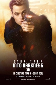 Star Trek into Darkness Charakterposter 1