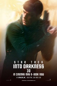Star Trek into Darkness Charakterposter 5