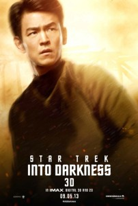 Star Trek into Darkness Charakterposter 6
