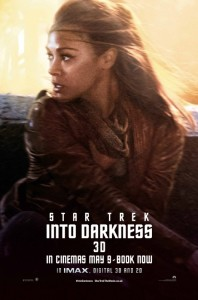 Star Trek into Darkness Charakterposter 7