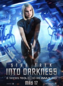 Star Trek into Darkness Charakterposter 9