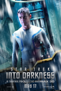 Star Trek into Darkness Charakterposter 10