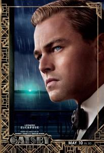 Der große Gatsby Charakterposter 1