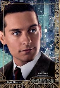 Der große Gatsby Charakterposter 2