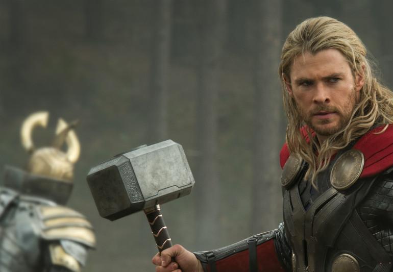 Thor - The Dark World Bilder
