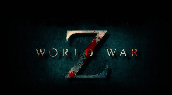 World War Z deutsches Poster