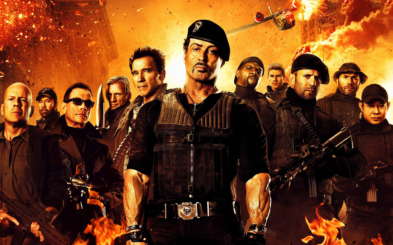 The Expendables 3 Casting