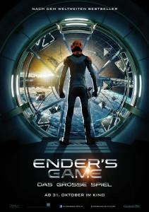 Ender's Game Trailer & Poster