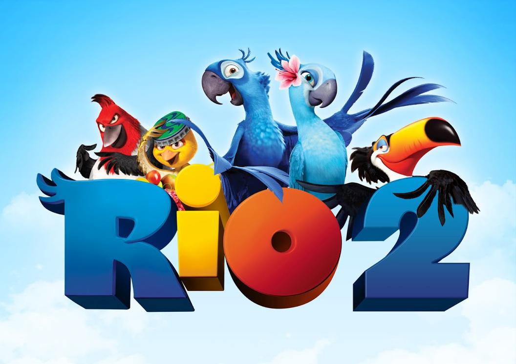 Rio 2 Teaser-Trailer