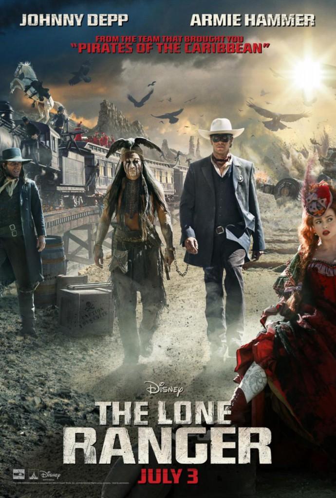 Lone Ranger Filmposter 7