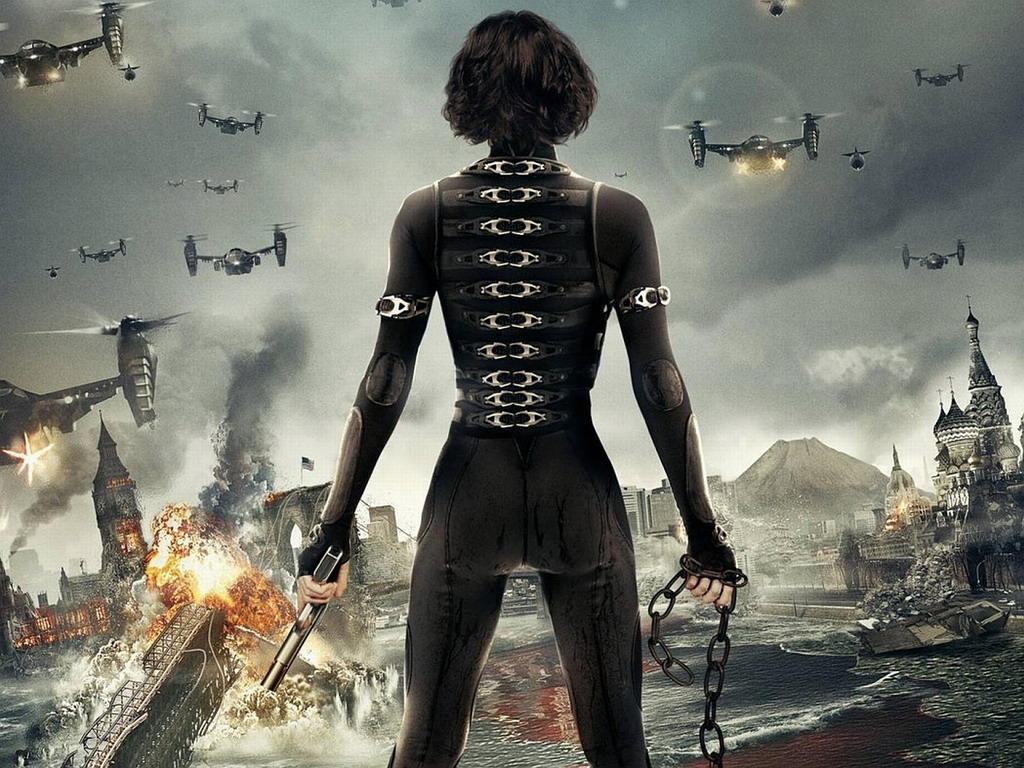 Resident Evil 6 Drehstart