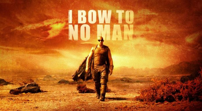 Riddick Red-Band Trailer