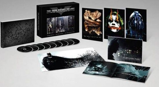The Dark Knight Trilogy Ultimate Collector's Edition 1