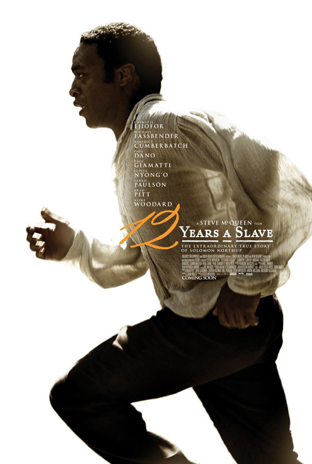 12 Years a Slave Poster