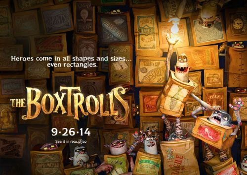 Boxtrolls Teaser