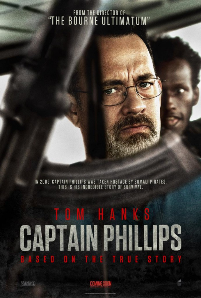 Captain Phillips Poster 1