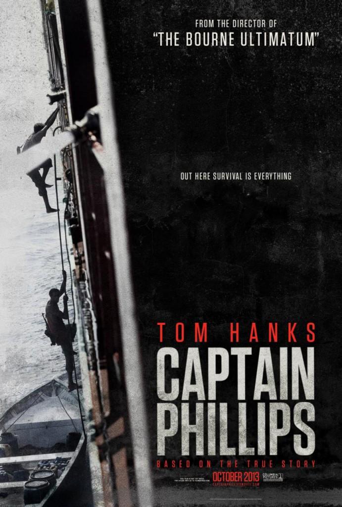 Captain Phillips Poster 2