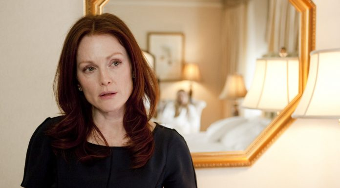Julianne Moore Hunger Games