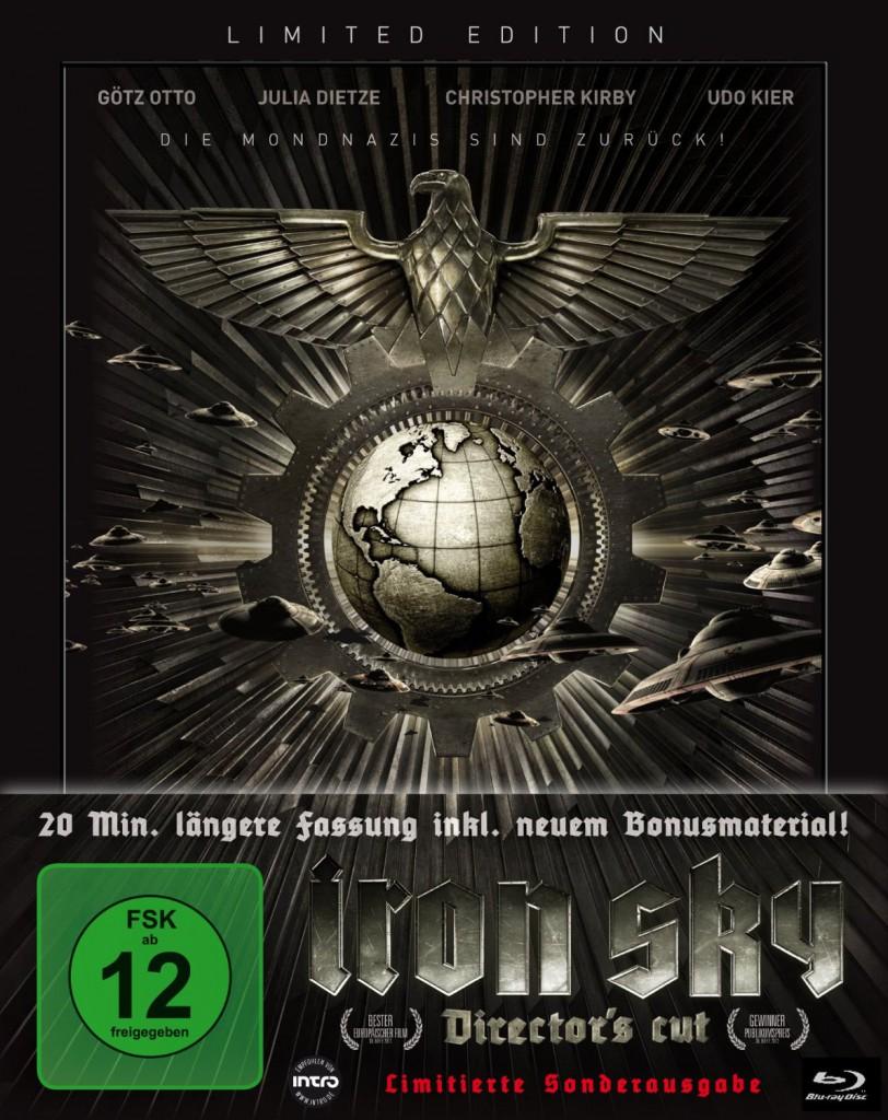 Iron Sky Director's Cut BluRay