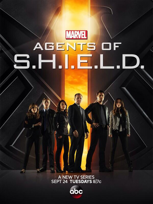 Agents of Shield Poster 1