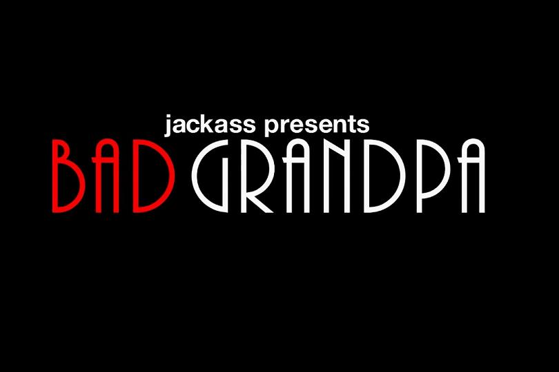 Jackass Bad Grandpa Trailer