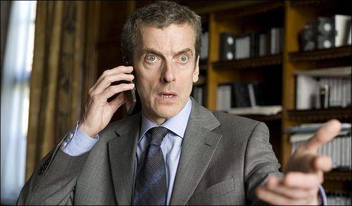 Neuer Doctor Who - Peter Capaldi