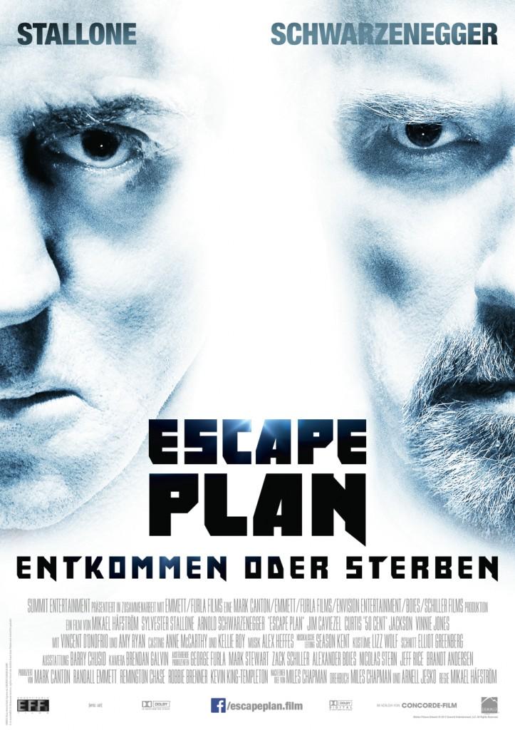 Escape Plan deutscher Trailer