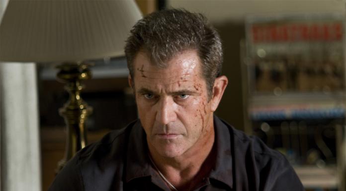 Mel Gibson Antonio Banderas The Expendables 3