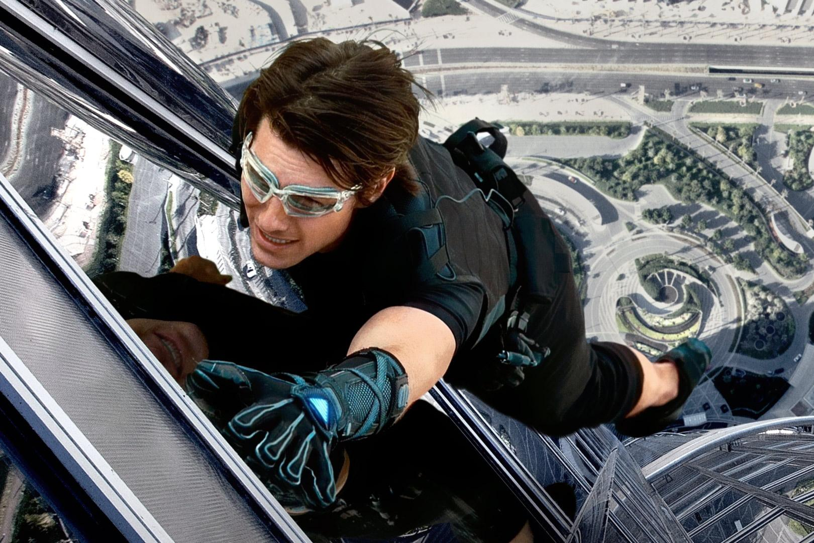 Mission Impossible 5 Regie