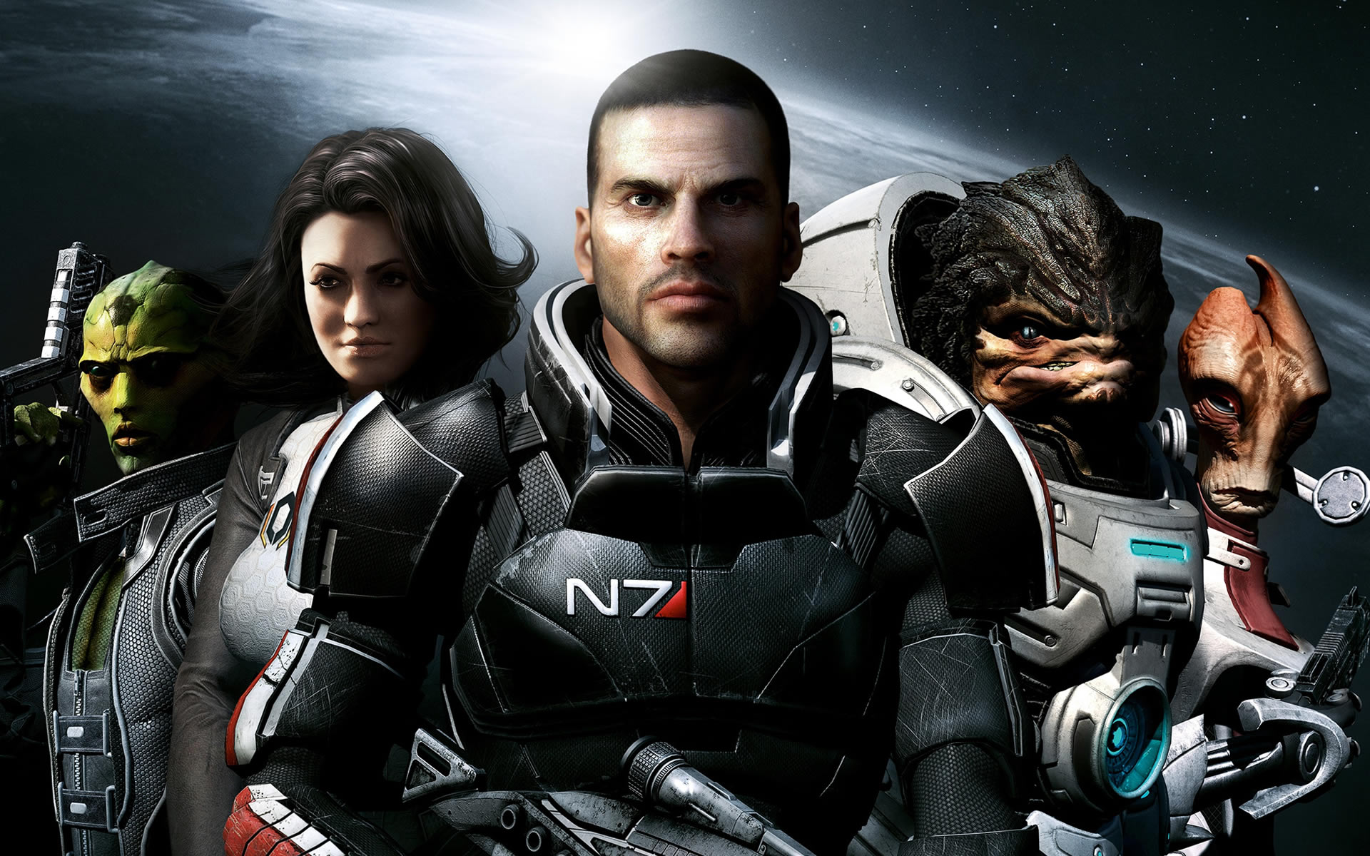 Mass Effect Film