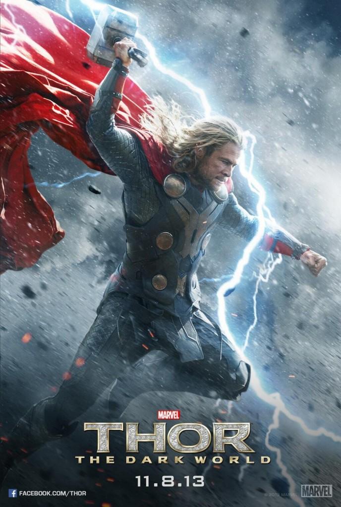 Thor Charakterposter