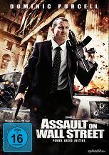 Assault on Wall Street DVD-Cover