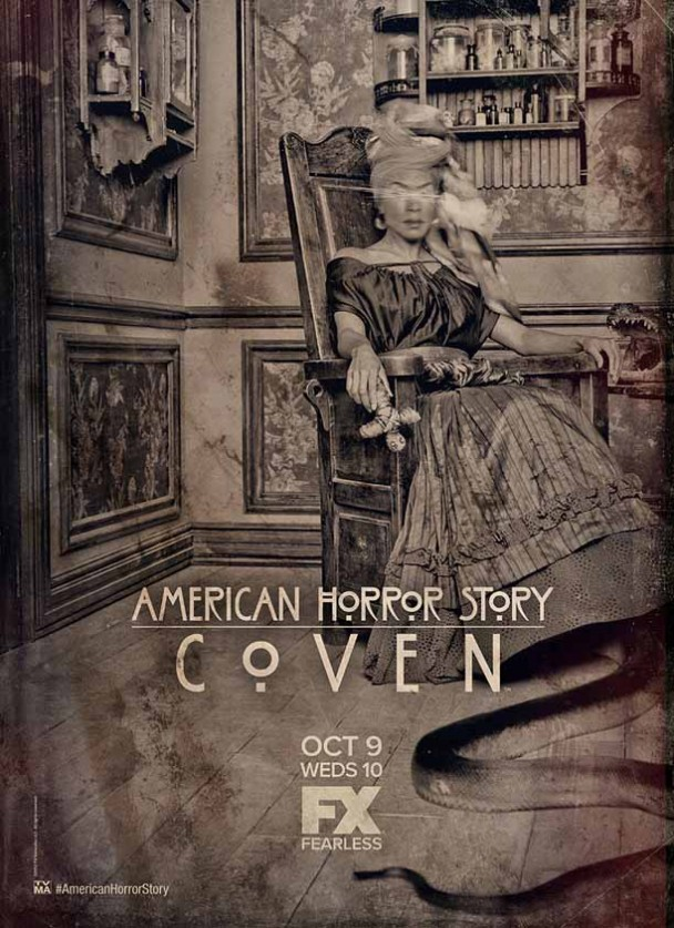 "American Horror Story Coven ""Voodoo Queen"""