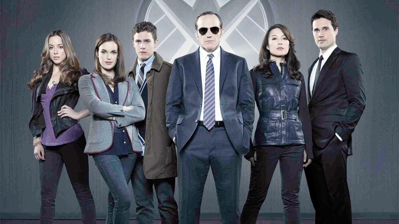 Agents of Shield Pilot Kritik