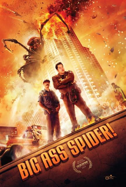 Fantasy Filmfest 2013 Kritiken - Big Ass Spider