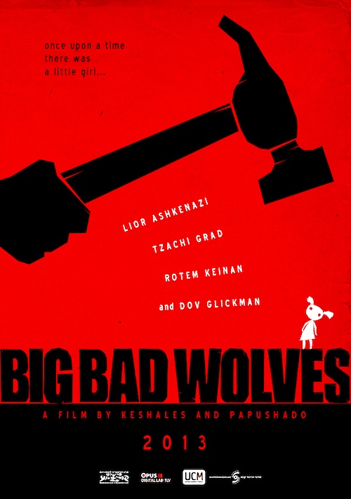 Fantasy Filmfest Reviews - Big Bad Wolves