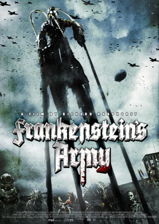 Fantasy Filmfest 2013 - Frankenstein's Army