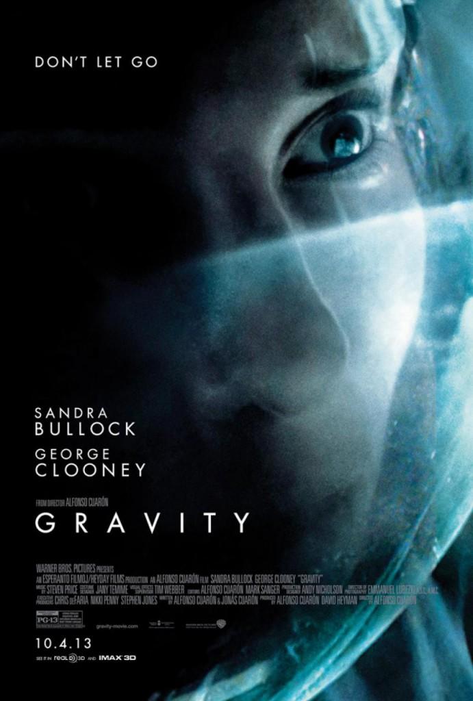 Gravity Poster 1