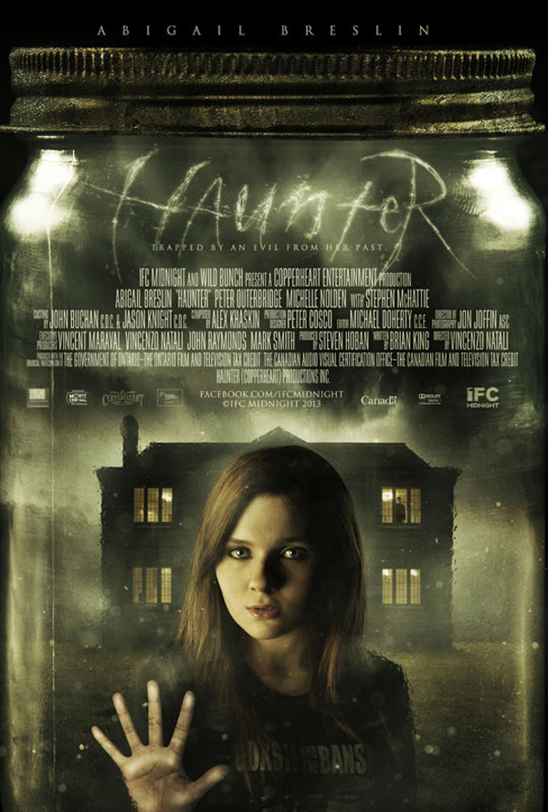 Fantasy Filmfest 2013 - Haunter