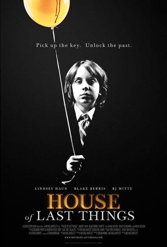 Fantasy Filmfest 2013 Filme - House of Last Things