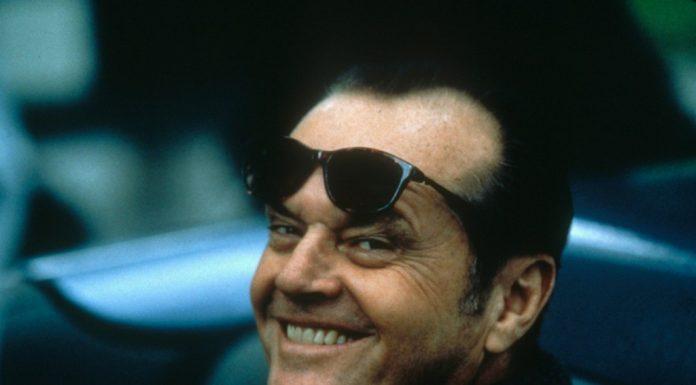 Jack Nicholson Ruhestand