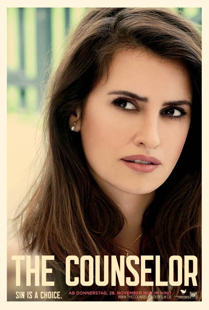 The Counselor Poster - Cruz