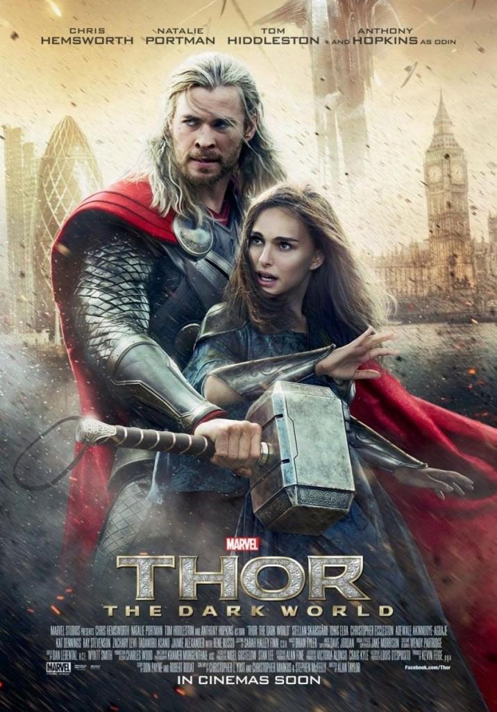 Thor: The Dark Kingdom Poster 6